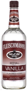 Fleischmann's Vodka Royal Vanilla...